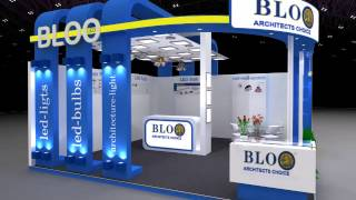 Istanbul International LED LIGHTING Fair 2015-at Istanbul Expo Center -Istanbul,Turkey -BLOO LED