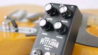 PettyJohn Electronics Rail