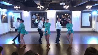 Steps Dance Studio Salsa Performance Class - Steps Anniversary 2019