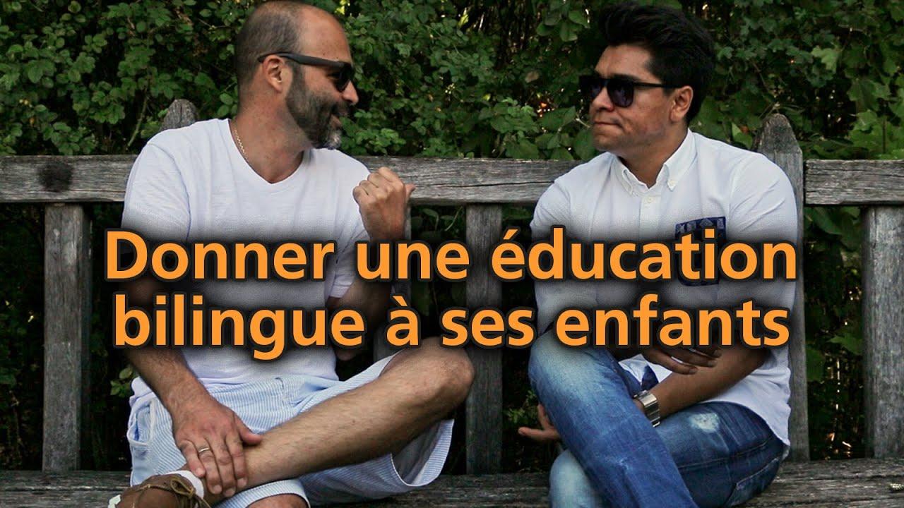 Donner une ducation bilingue ses enfants youtube - Donner ses meubles a une association ...