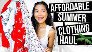 Affordable Spring + Summer Clothing Try-On Haul + Yoins Review 2017! || Farina Aguinaldo