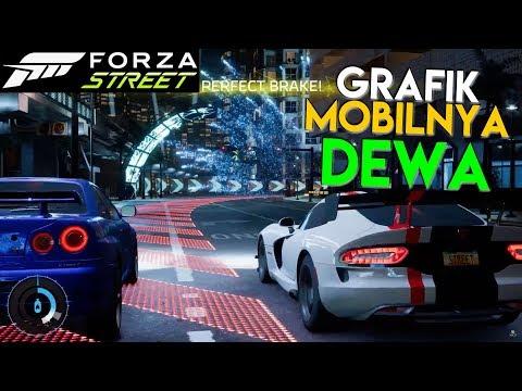 GRAFIK MOBILNYA DEWA ! Forza Horizon Android (Forza Street) Keren Sih Tapi...