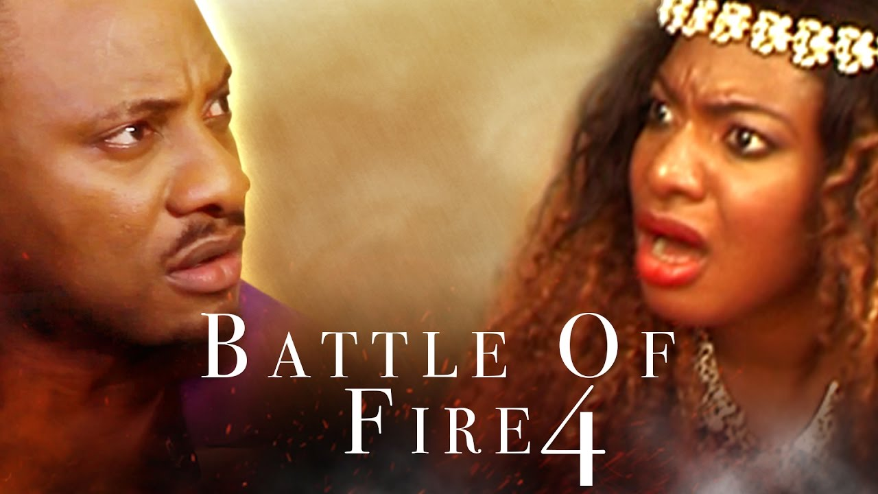 Download Battle Of Fire [Part 4] - Latest 2016 Nigerian Nollywood Drama Movie English Full HD