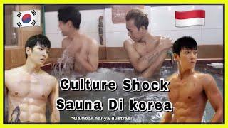 Pengalaman Mandi Bareng TELANJANG di Sauna Korea!