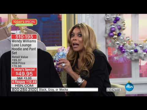 HSN | Wendy Williams Fashions 12.09.2016 - 09 PM
