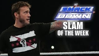 Punk's Warm Up - WWE SmackDown Slam of the Week 10/18