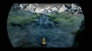 björk: wanderlust (2D preview)