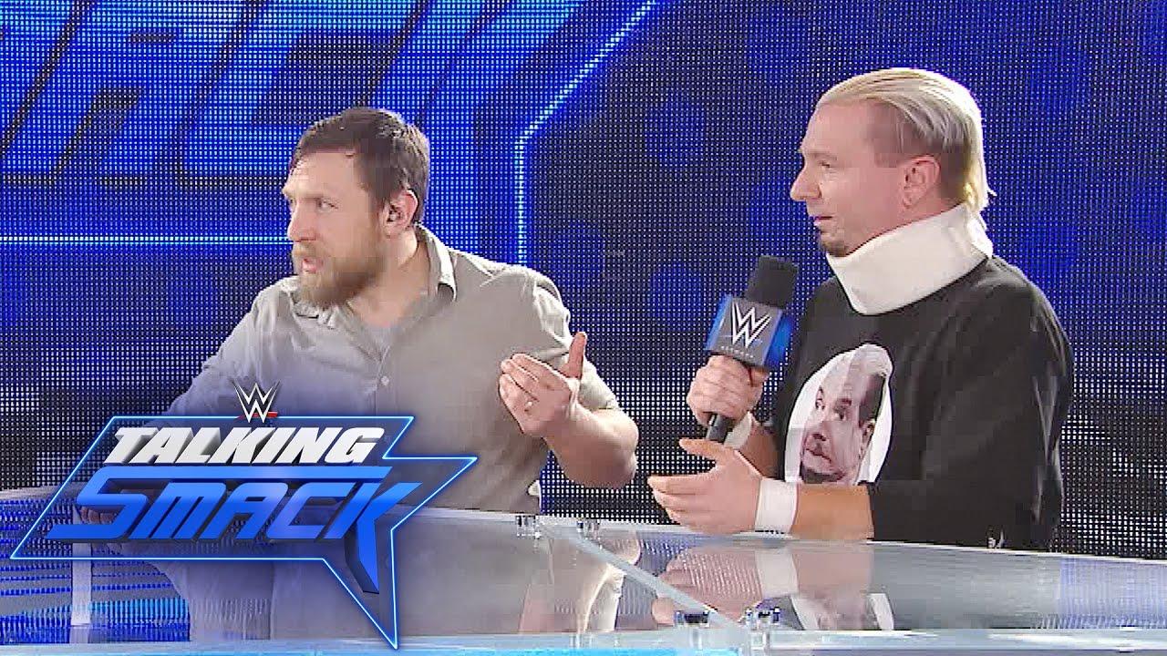 Download James Ellsworth explains why he interfered at WWE TLC: WWE Talking Smack, Dec. 4, 2016