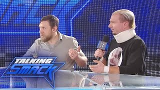 James Ellsworth explains why he interfered at WWE TLC: WWE Talking Smack, Dec. 4, 2016