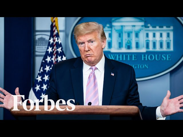 Inside The Financial State of Donald Trump's Businesses | Forbes