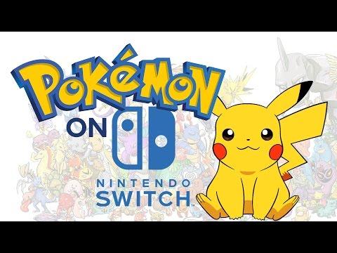 Pokémon for Nintendo Switch Listing! - The Know Game News