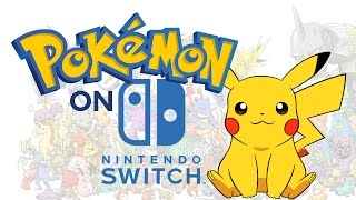 Pokémon for Nintendo Switch Listing! - The Know Game News