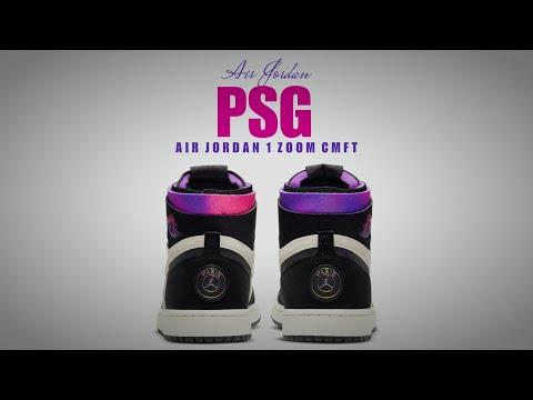 paris 2021 air jordan 1 zoom comfort