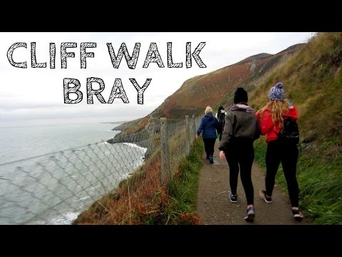 CLIFF WALK BRAY TO GREYSTONES: Day trip from Dublin & visit to The Happy Pear 🍐