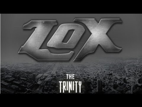 The Lox - Talk About It (The Trinity EP)