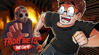 IT'S BACK!! - Friday The 13th Game Gameplay Funny Moments