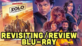 Solo: A Star Wars Story - Blu-Ray Review| Is Solo Worth Your time?|
