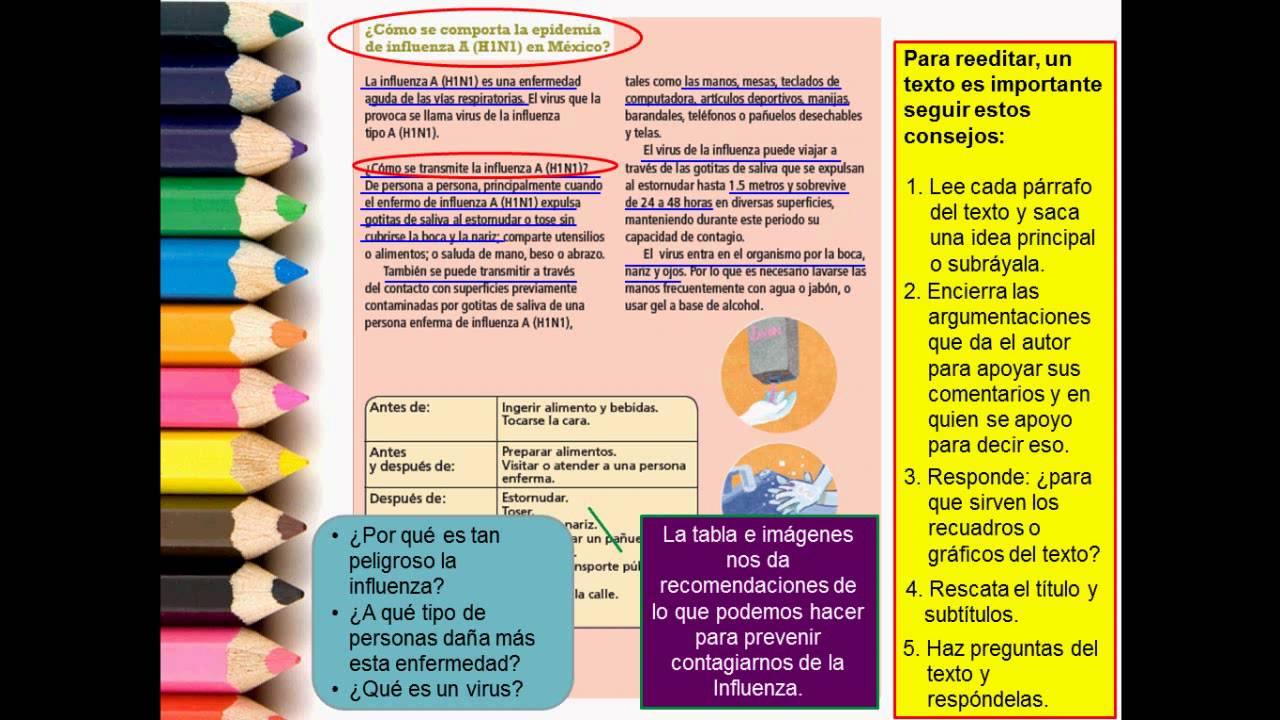 Video para Reeditar un Articulo de Divulgación (Español