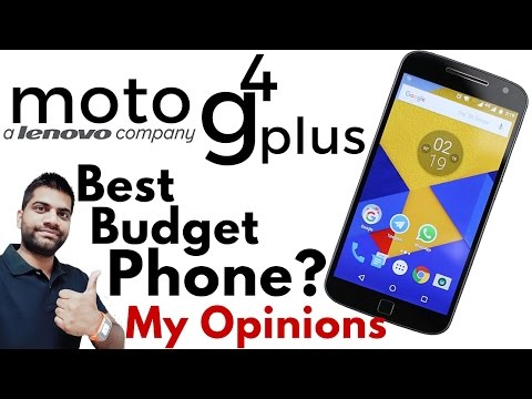 Moto G4 Plus India | Best Budget Phone?