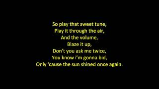 Labrinth - Let The Sun Shine (ON SCREEN LYRICS)