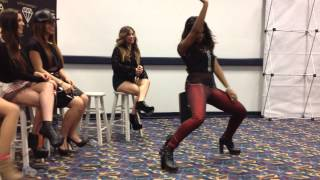 Fifth Harmony Q&A Chicago 3/14/14