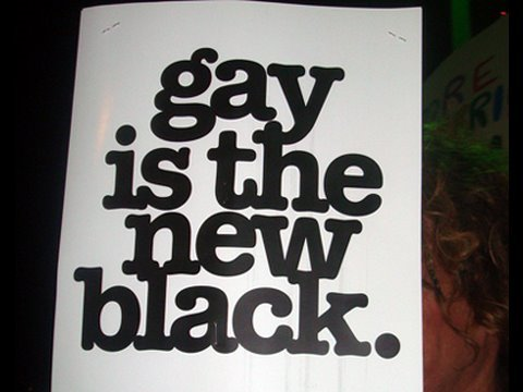 Is Gay the New Black? - Michael Eric Dyson