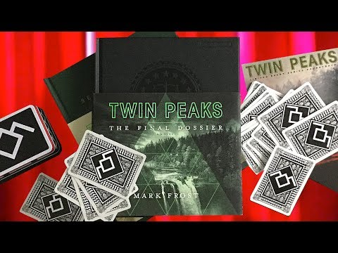 Twin Peaks Live - The Final Dossier Mystery Revealed - Spoilers