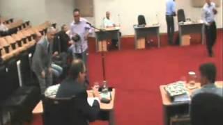 Equipe da CPFL atende vereadores e atesta compromisso da Câmara com o povo de Olímpia