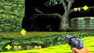 Lets Play Turok 2 - Seeds of Evil (Schwer) (De-M-oN) 19 - Mich deucht es dumpf