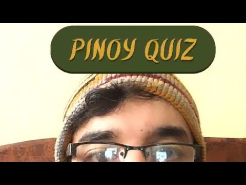 How To Get Pinoy Quiz Filter On Instagram Youtube
