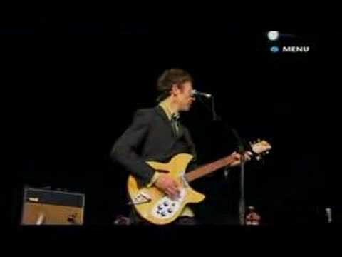Babyshambles Perform Delivery Live Glastonbury 2007