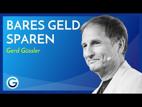 Geld sparen: So wirst du nie wieder über den Tisch gezogen // Gerd Güssler