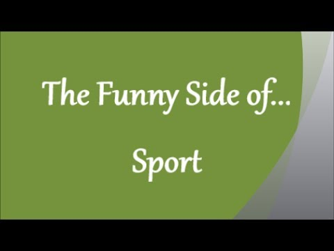The Funny Side of... Sport - Radio Show