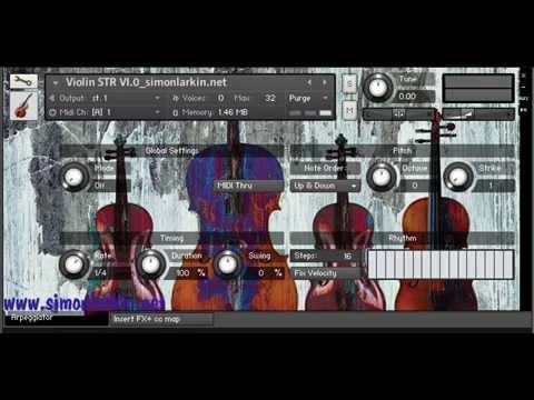 arabic violin with kontakt 5 3 1   FunnyCat TV