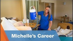 Michelle's Career as a Certified Nursing Assistant