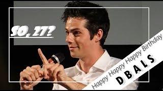 Happy 27th Birthday Dylan O'Brien - 'rai