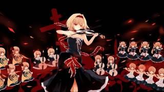 【東方Violin/Piano】 The Grimoire of Alice 「TAMUSIC」