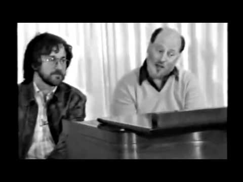 Steven Spielberg & John Williams Talk Music
