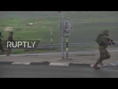 State of Palestine: Four wounded in clashes with Israeli forces