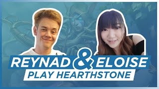 Eloise & Reynad Play Hearthstone...Again!