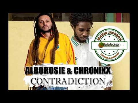 ALBOROSIE FT.  CHRONIXX - CONTRADICTION (@Alborosie @ChronixxMusic)