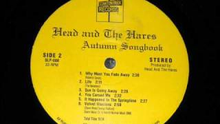 HEAD AND THE HARES-Why must you fade away.wmv