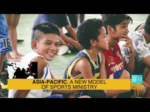 WMC News 138: Unique Sports Ministry, Clean Water in Sri Lanka, Southern Philippines Conflict