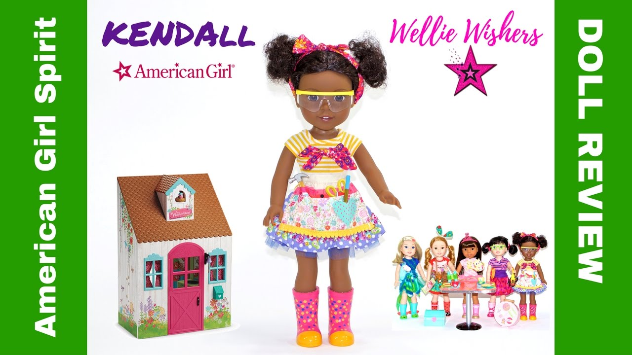 American Girl Wellie Wishers Make-It-Great Play Set