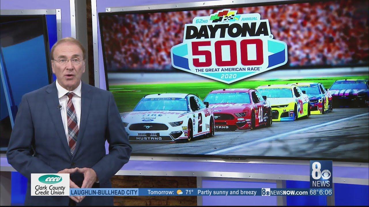 Ryan Newman Is Hospitalized After Daytona 500 Crash