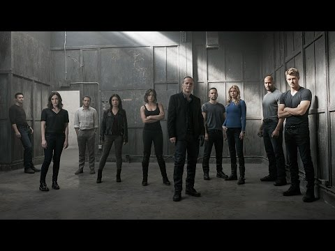 Celebrating 50 Episodes of Marvel's Agents of S.H.I.E.L.D.