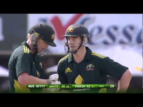 Shaun Marsh 110 vs England 2011.flv