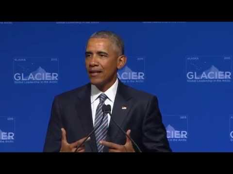 President Obama Addresses Global Leadership in the Arctic