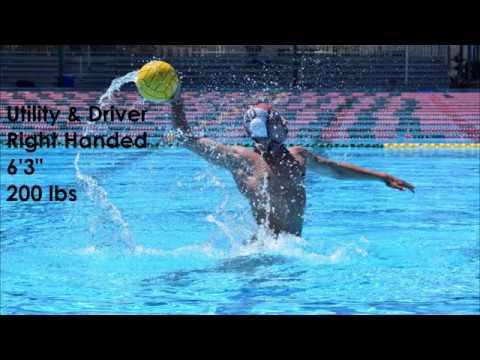 Vuk Janus Class of 2020 Water Polo High School Highlight Video