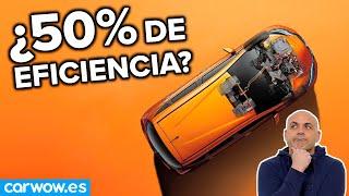 EL MOTOR ePOWER II HIBRIDO DE NISSAN PROMETE UN 50% DE EFICIENCIA: ¿CÓMO FUNCIONA?